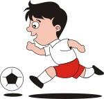 2 เด็กชายวิ่งเกงแดง